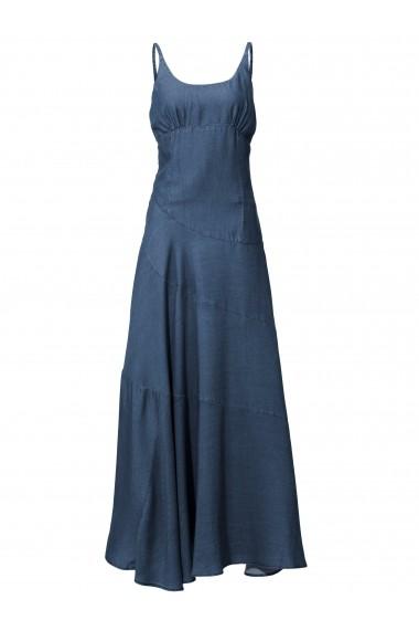 Rochie heine CASUAL 002246 albastru - els