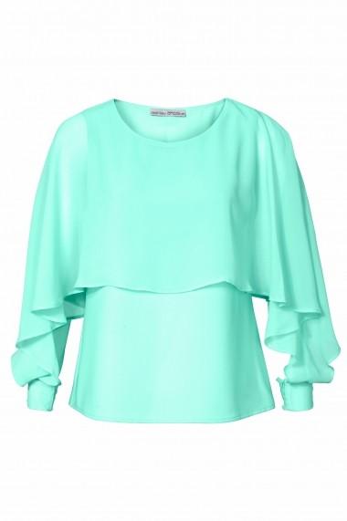 Bluza MODERN IDENTITY 003484 Verde