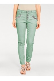 Pantaloni heine CASUAL 003925 verde