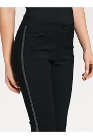 Pantaloni mignona heine TIMELESS 004311 Negru