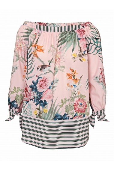 Bluza heine CASUAL 006851 multicolor