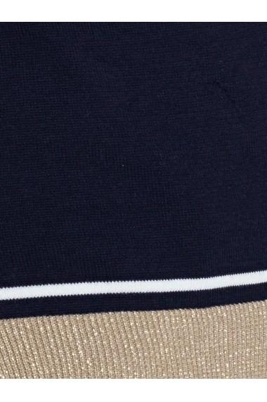 Pulover heine TIMELESS 007597 bleumarin