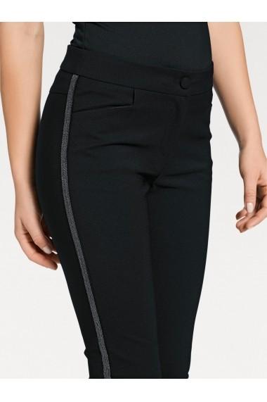 Pantaloni heine TIMELESS 008211 Negru