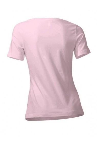 Tricou heine TIMELESS 008475 Roz