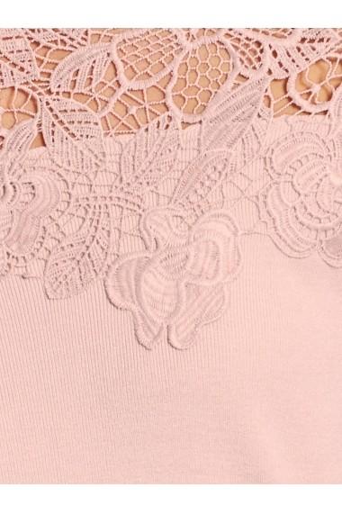 Pulover heine TIMELESS 008902 roz