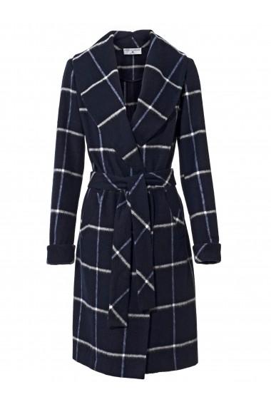 Palton heine STYLE 009445 albastru - els