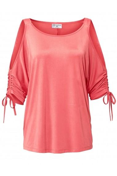 Bluza heine STYLE 013387 rosu - els