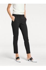Pantaloni drepti heine TIMELESS 013809 negru