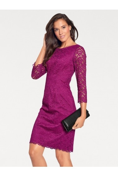 Rochie heine TIMELESS 014114 Ciclam - els
