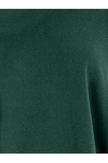 Pulover heine CASUAL 014156 verde inchis