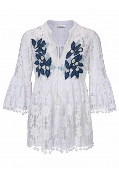 Bluza heine CASUAL 014354 alb