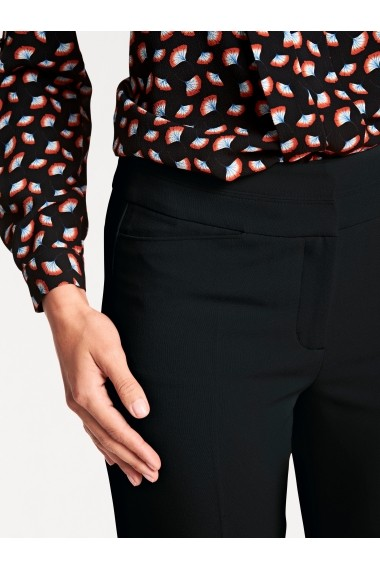 Pantaloni evazati mignona heine TIMELESS 016362 negru - els