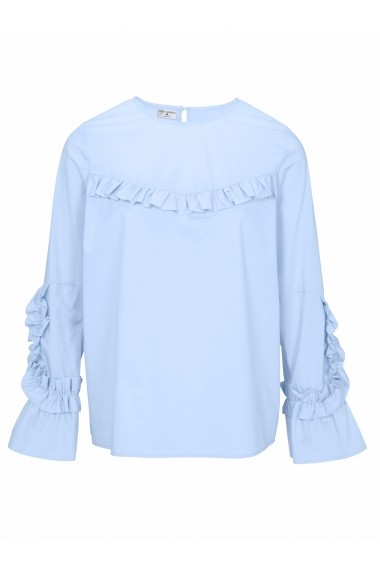 Camasa heine STYLE 018232 albastru - els