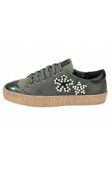 Pantofi sport XYXYX 019638 verde