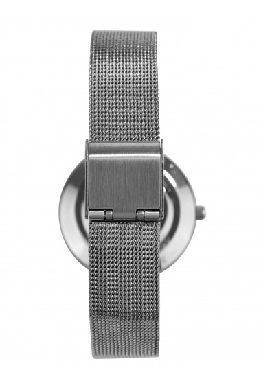 Ceas Heine 020345 argintiu