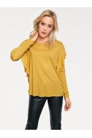 Блуза heine STYLE 026925 Жълт