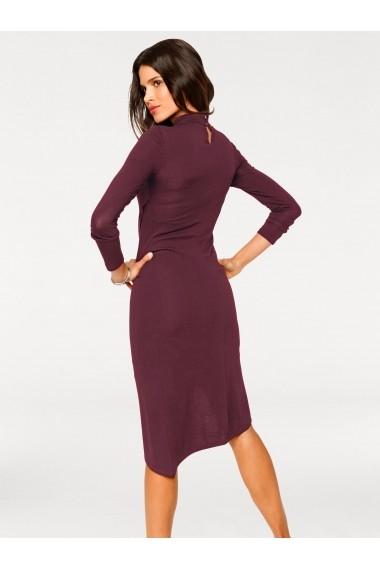 Rochie ASHLEY BROOKE by Heine 028344 bordo