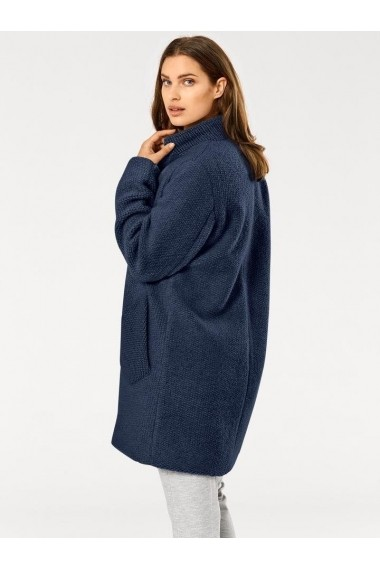Palton heine CASUAL 031223 bleumarin