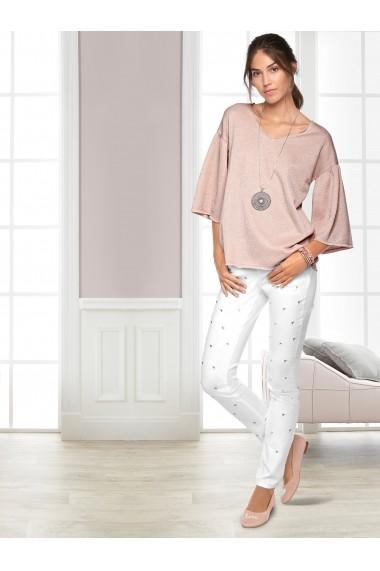 Bluza heine CASUAL 033092 Roz - els