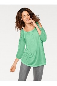 Bluza heine CASUAL 034278 verde-menta