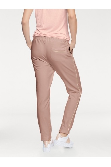 Pantaloni sport heine STYLE 037050 roz
