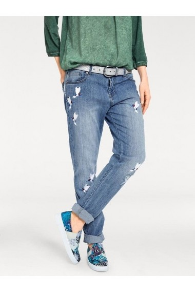 Jeans heine CASUAL 042897 albastru