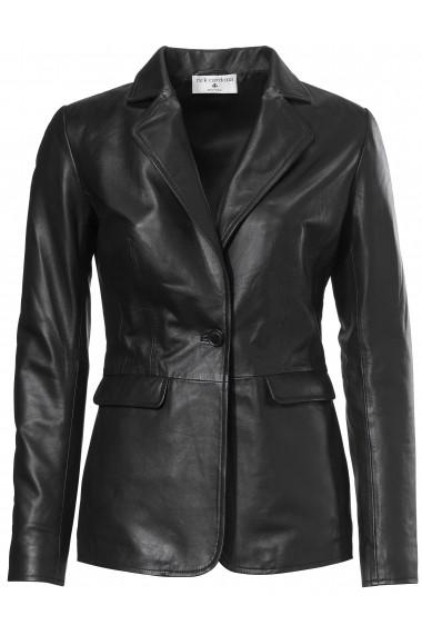 Jacheta de piele heine STYLE 043304 negru