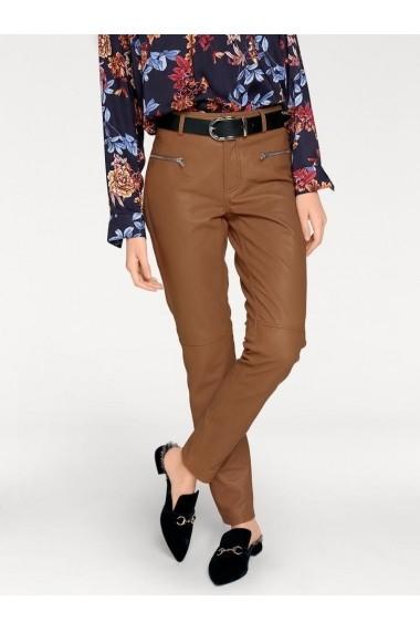 Pantaloni heine STYLE 043977 maro