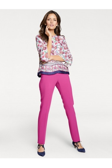 Pantaloni heine TIMELESS 047759 roz - els