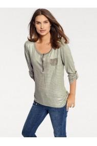 Bluza heine CASUAL 048277 verde
