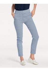 Pantaloni drepti mignona heine TIMELESS 048298 bleumarin