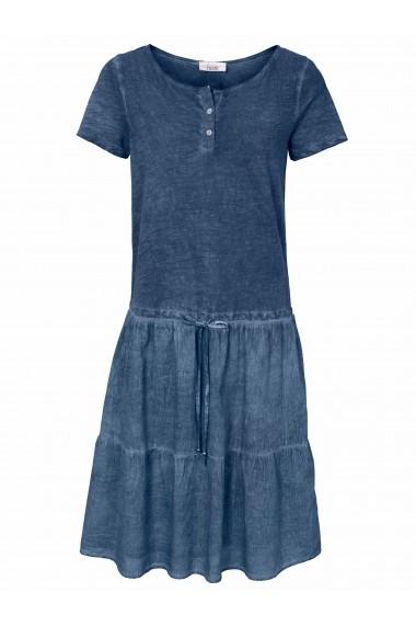 Rochie de zi heine CASUAL 049081 albastru