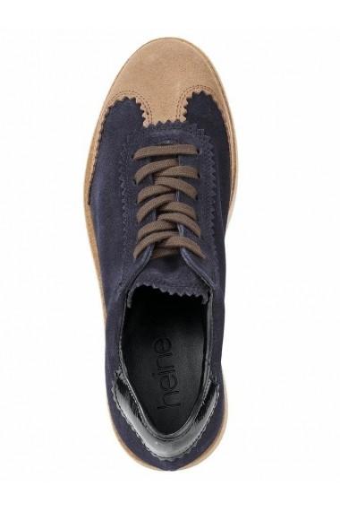 Pantofi Heine 049448 albastru - els