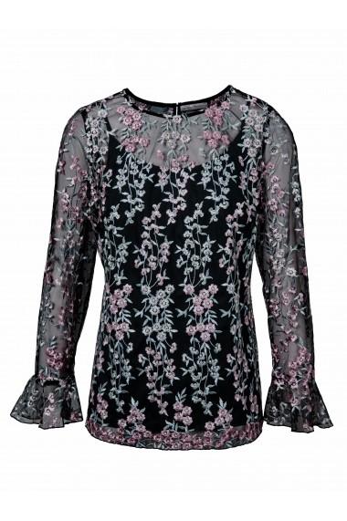Set bluza si top heine TIMELESS 050699 neagra - els