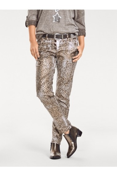 Pantaloni mignona 053478 heine CASUAL bej