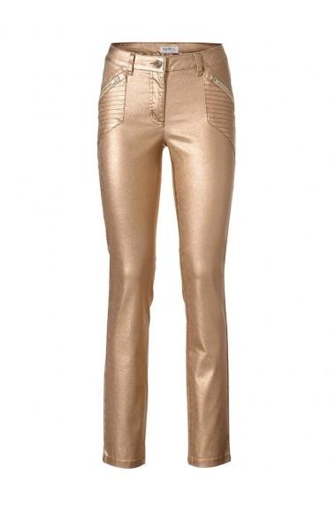 Pantaloni mignona heine STYLE 053715 Auriu