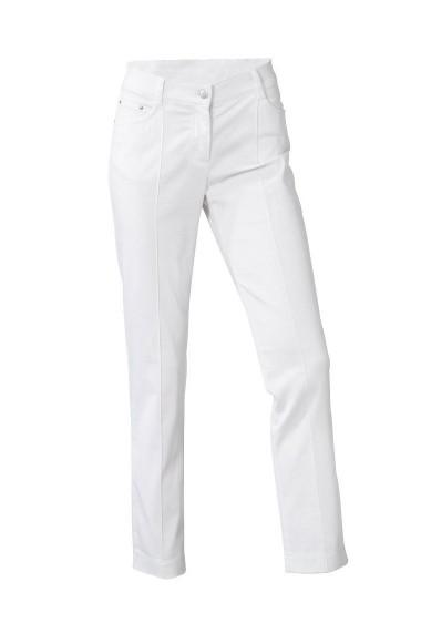 Pantaloni mignona 054395 heine CASUAL Alb