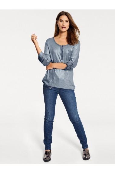 Bluza heine CASUAL 057381 albastra