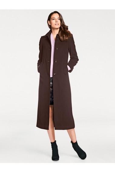 Palton mignona heine TIMELESS 058118 maro-ciocolatiu - els