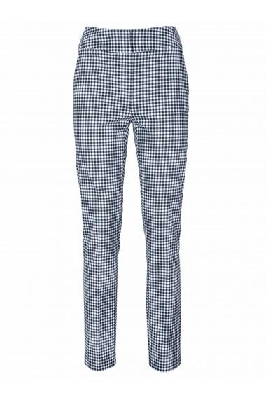 Pantaloni drepti heine TIMELESS 058881 bleumarin