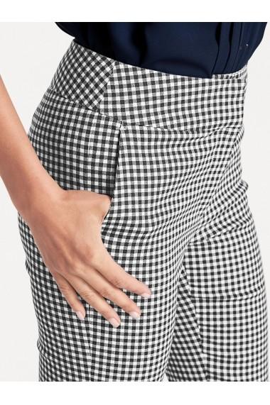 Pantaloni drepti heine TIMELESS 060359 carouri