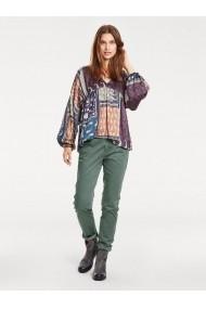 Pantaloni heine CASUAL 060943 verde - els