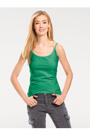 Top heine CASUAL 062082 Verde - els