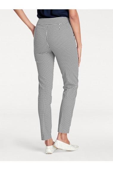 Pantaloni drepti mignona heine TIMELESS 062574 negru