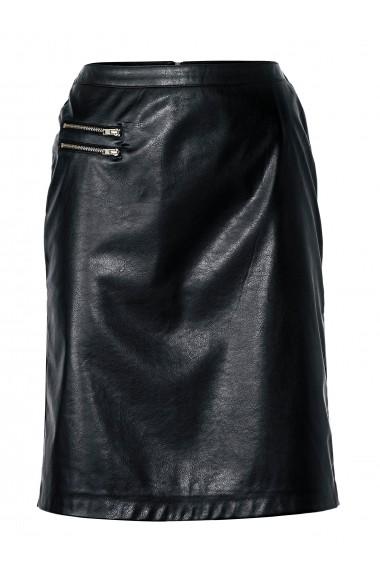 Fusta heine CASUAL 062987 negru