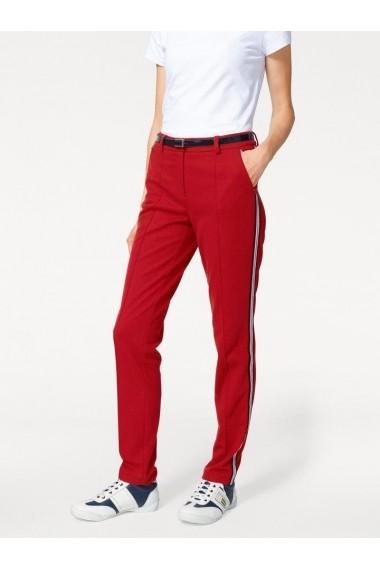 Pantaloni mignona heine STYLE 065990 rosu