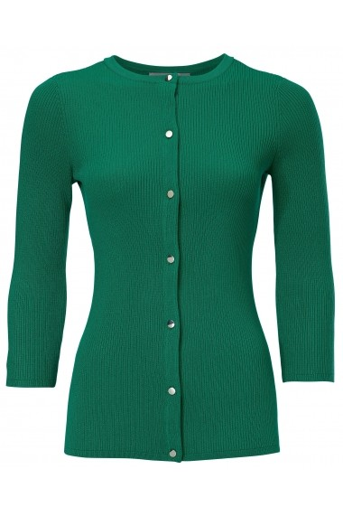 Cardigan heine TIMELESS HNE-066091 verde