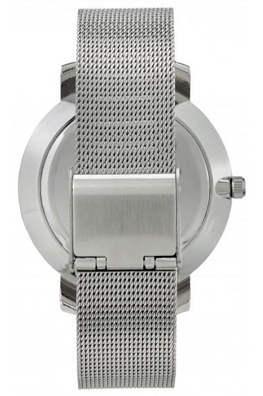 Ceas Heine 066441 argintiu