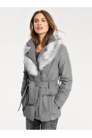 Palton heine CASUAL 067107 gri