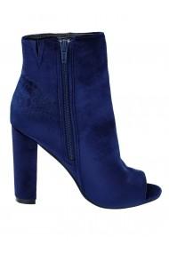 Botine Heine 067305 albastru